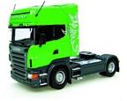 Scania R580 TopLine green