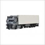 Scania R6 Topline  Reefer Trailer   Duchesne