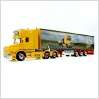 Scania RTK Grab Hire Uk