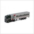 Scania S Highline  Box Trailer  Wallenborn Transports SA