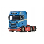 Scania S Highline CS20H Bjarne Pedersen