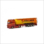 Scania S Highline CS20H Bulk Trailer  Soellner