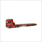 Scania S Highline CS20H Megatrailer KNT Red Line