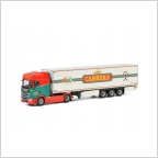 Scania S Highline CS20H Reefer Trailer  Cabrera