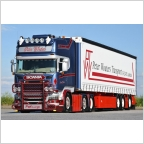 Scania Streamline Topline  Curtainside  PWT