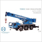 Terex 3160 Challenger  Felbermayr