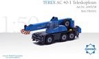 TEREX AC40-Teleskopran BAUTRANS