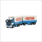 Volvo F12 Haengerzug Alta Transport  Nor Cargo