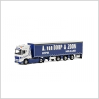 Volvo FH4 Globe. Curtainside  A. van Dorp & Zoon Transport
