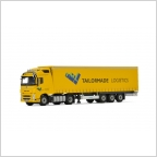 Volvo FH4 Globetrotter Curtainside  Tailormade Logistics