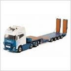 Volvo FH4 Globetrotter XXL Lowloader  Transport Service AS Skien
