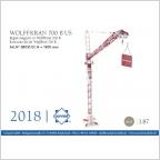 Wolffkran 700B US Extension kit